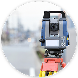 topographic survey equipment